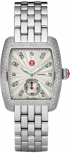 Michele Urban Mini Diamond Women's Watch MWW02A000508