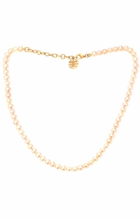 Mimi Milano 18k Yellow Gold Pearl Necklace NULL-66