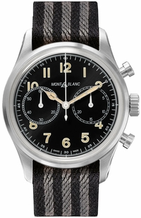 MontBlanc 1858 Automatic Chronograph Men's Watch 117835