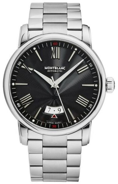 MontBlanc 4810 Automatic Date Men's Watch 115935