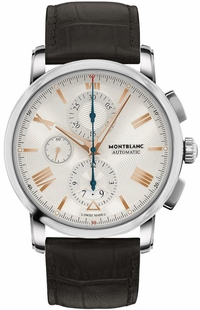 MontBlanc 4810 Chronograph Automatic Men's Watch 114855
