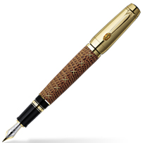 MontBlanc Boheme Jewels Citrine Fountain Pen 9921
