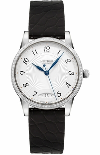 MontBlanc Boheme White Dial Automatic Women's Dress Watch 114734