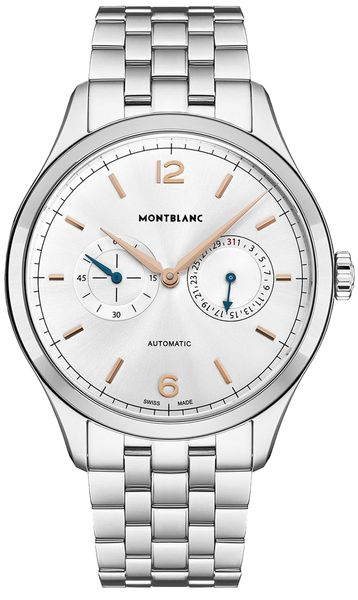 MontBlanc Heritage Chronometrie Automatic Men's Watch 114873