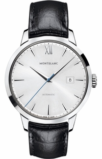 MontBlanc Heritage Spirit Date Automatic Men's Watch 111622