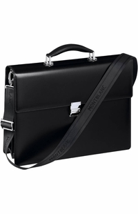MontBlanc Meisterstuck Double Gusset Briefcase 104607