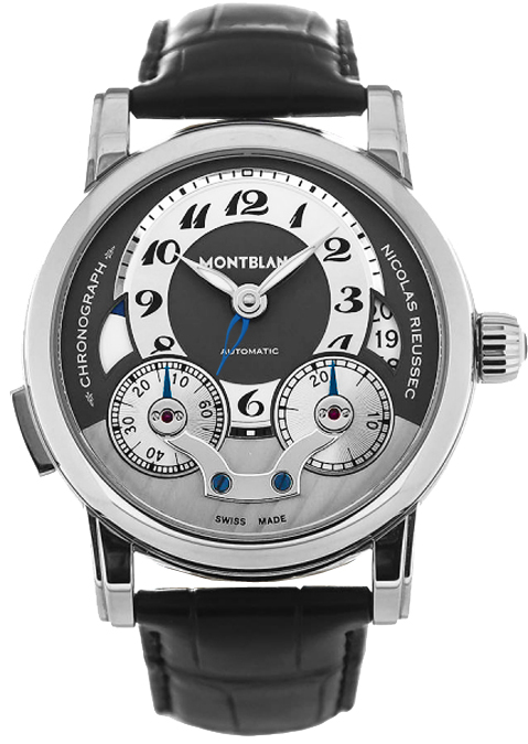 bf76bae93e4 102337 New MontBlanc Nicolas Rieussec Mens Automatic Watch