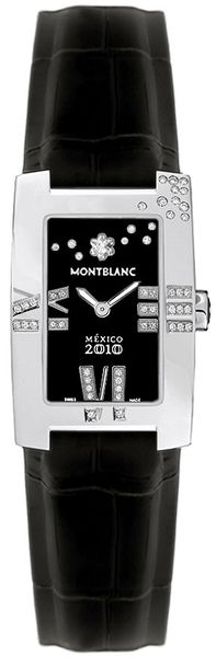 MontBlanc Profile Elegance Watch 106237 Limited Edition XX/200