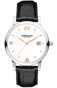 MontBlanc Star Classique Date Automatic Men's Dress Watch 110717
