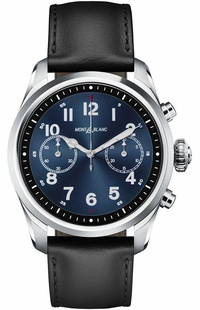 MontBlanc Summit 2 Digital Display Men's Smartwatch 119440