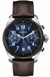 MontBlanc Summit 2 Chronograph Men's Sport Smartwatch Watch 119439