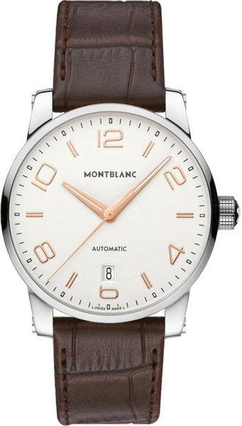 MontBlanc TimeWalker Men's Casual Watch 110340