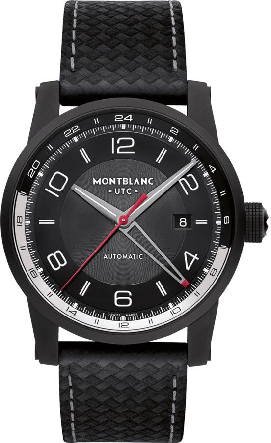 MontBlanc_TimeWalker_Automatic_Black_Dial_Mens_Watch_113876