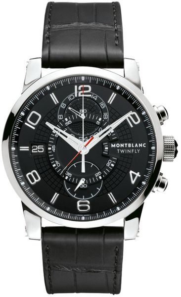 MontBlanc Men's TimeWalker Chronograph Men's Watch 105077
