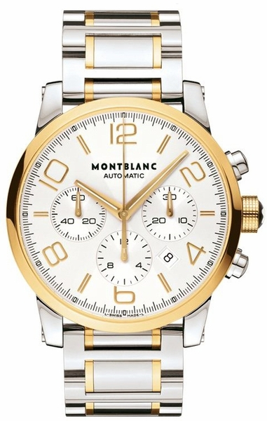MontBlanc TimeWalker Chronograph 43mm Men's Watch 107320