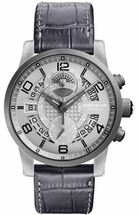 MontBlanc TimeWalker Chronograph Limited Edition Men's Watch 107338