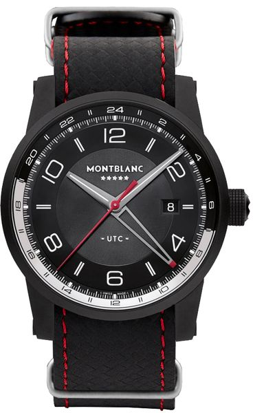 MontBlanc TimeWalker GMT UTC Men's Watch 115360