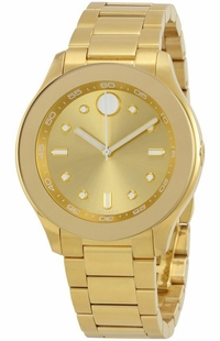 Movado Bold Gold Women's Watch 3600416