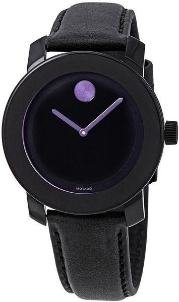 Movado Bold Purple Accents Women's Watch 3600528