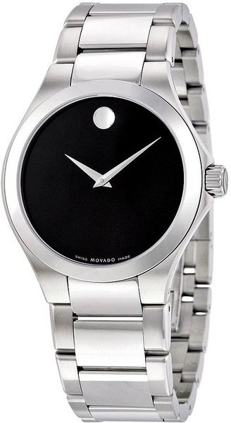 Movado Defio Stainless Steel Men's Watch 0606333