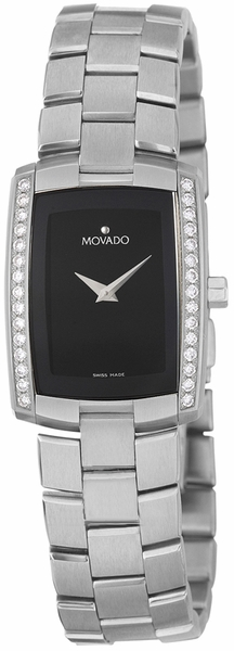 Movado Eliro Diamond Ladies Watch 0605470