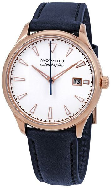 Movado Heritage White Dial Women's Watch 3650034