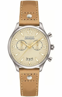 Movado Heritage Chronograph Men's Watch 3650027
