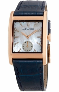 Movado Heritage Rectangle Watch 3650052
