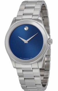 Movado Junior Sport 38mm Quartz Men's Watch 0606116