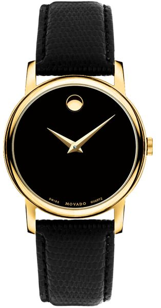 Movado Museum 38mm Quartz Men's Watch 2100005