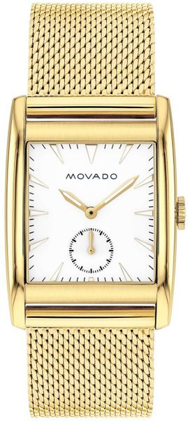 Movado Heritage Men's Gold Watch 3650053