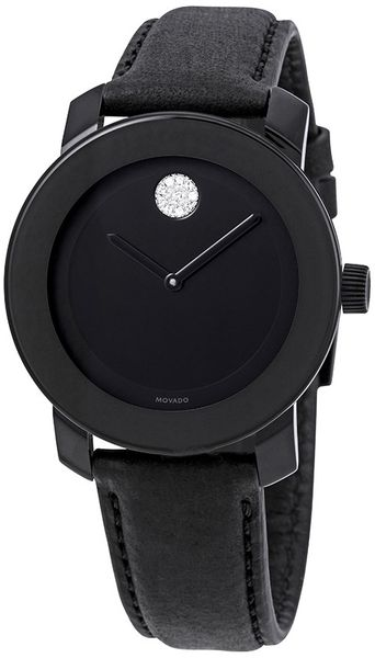 Movado Bold Women's Black Watch 3600483