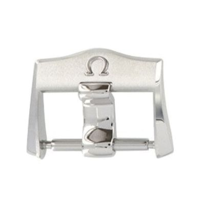 Omega 18mm Steel Tang Buckle 025STZ010129