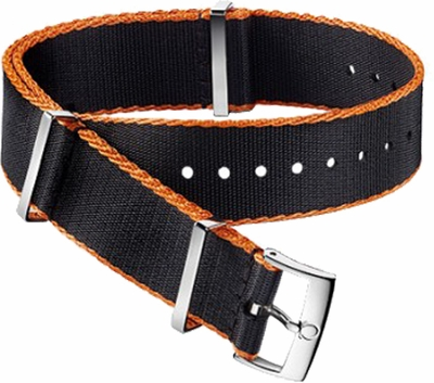 Omega 19-20mm Nylon Fabric NATO Strap 031ZSZ002046