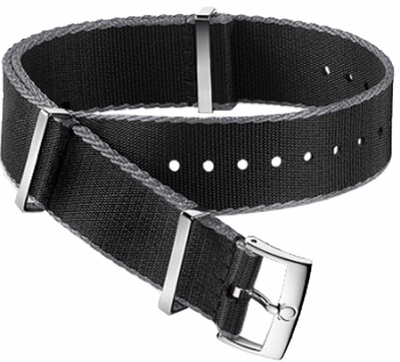 Omega 21-22mm Nylon Fabric NATO Strap 031ZSZ002052