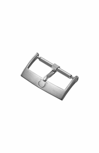 Omega 21mm Stainless Steel Tang Buckle 025STZ003217
