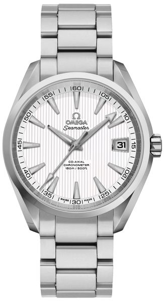 Omega Seamaster Aqua Terra Automatic Chronometer Men's Watch 231.10.39.21.02.001