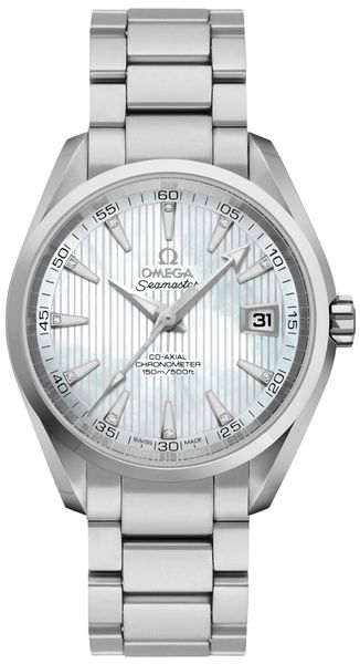 Omega Seamaster Aqua Terra Co-Axial Automatic Men's Watch 231.10.39.21.55.001