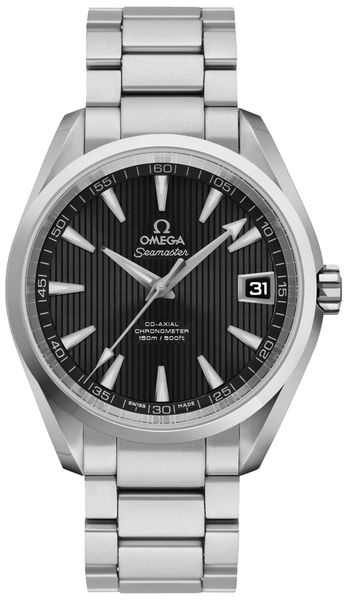 Omega Seamaster Aqua Terra Black Dial Men's Watch 231.10.42.21.06.001