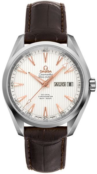 Omega Seamaster Aqua Terra Men's Watch 231.13.39.22.02.001