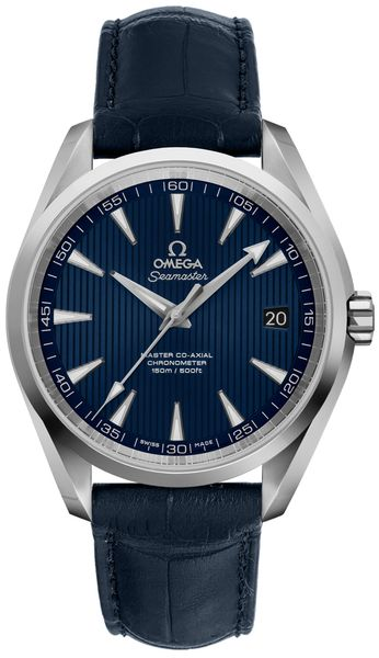 Omega Seamaster Aqua Terra Automatic Chronometer Men's Luxury Watch 231.13.42.21.03.001