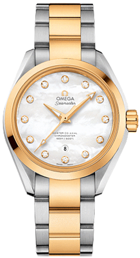 Omega Seamaster Aqua Terra Luxury Women's Watch 231.20.34.20.55.002