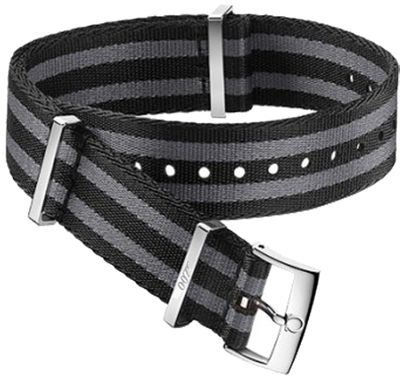 Omega 21mm Inlet 007 Nato OEM Watch Strap 032CWZ003210
