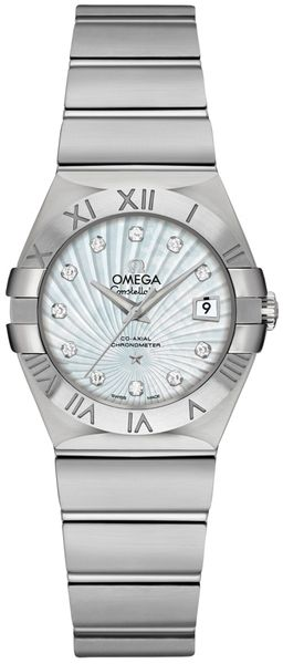 Omega Constellation 123.10.27.20.55.001