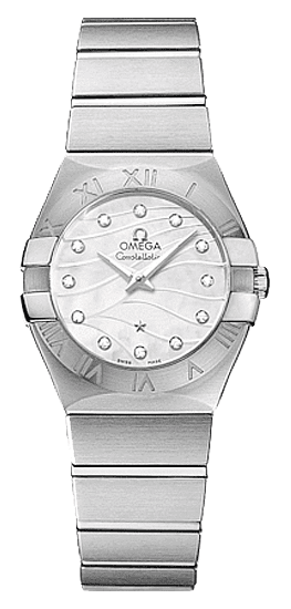 Omega Constellation 123.10.27.60.55.003