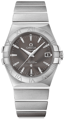 Omega Constellation Steel Men's Dress Watch 123.10.35.20.06.001