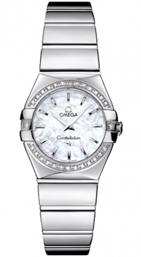 Omega Constellation 123.15.24.60.05.002