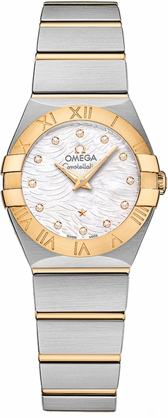 Omega Constellation 123.20.24.60.55.008