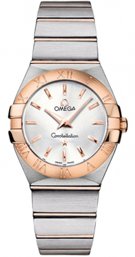 Omega Constellation Luxury Watch 123.20.27.60.02.001