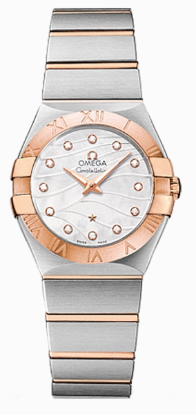 Omega Constellation 123.20.27.60.55.006